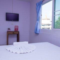 Niras Bankoc Cultural Hostel Бангкок комната для гостей