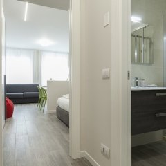 Отель Italianway - Cadorna 10 - B Италия, Милан - отзывы, цены и фото номеров - забронировать отель Italianway - Cadorna 10 - B онлайн ванная фото 3