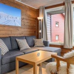Отель Lillehammer Fjellstue комната для гостей фото 5