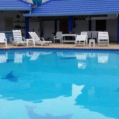 Отель Sea View Apartments Таиланд, На Чом Тхиан - отзывы, цены и фото номеров - забронировать отель Sea View Apartments онлайн бассейн фото 3