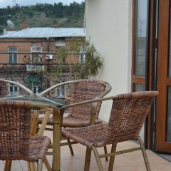 Hotel City балкон