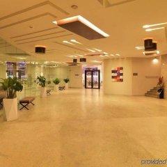 24 Tech Hotel интерьер отеля