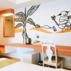 Отель Patra Boutique Hotel Таиланд, Бангкок - отзывы, цены и фото номеров - забронировать отель Patra Boutique Hotel онлайн