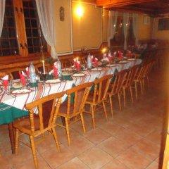 Отель Chuchura Family Hotel Болгария, Копривштица - отзывы, цены и фото номеров - забронировать отель Chuchura Family Hotel онлайн питание фото 3