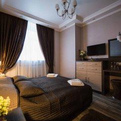 Мини-Отель ЭРА на Цимбалина комната для гостей фото 5