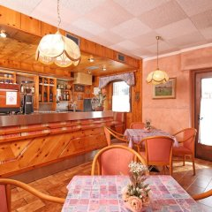 Hotel Stella Alpina Фай-делла-Паганелла гостиничный бар