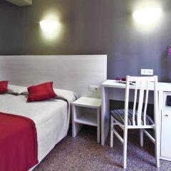 Отель Nuevo Triunfo Барселона сейф в номере