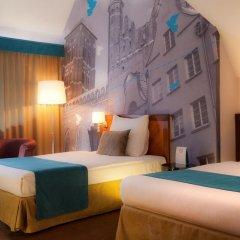 Отель Hanza Hotel Польша, Гданьск - 2 отзыва об отеле, цены и фото номеров - забронировать отель Hanza Hotel онлайн комната для гостей фото 4