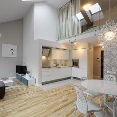 Апартаменты Dom & House - Apartments Waterlane в номере