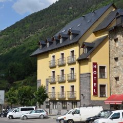 Hotel Acevi Val d'Aran парковка