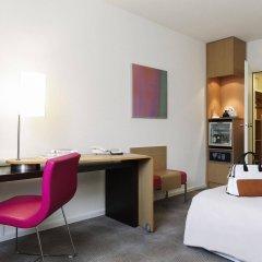 Отель Novotel Frankfurt City комната для гостей фото 3
