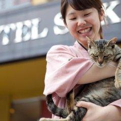 Отель Seikaiso Беппу с домашними животными