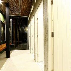 Here Hostel Бангкок интерьер отеля