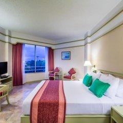 Отель Cholchan Pattaya Beach Resort комната для гостей фото 3