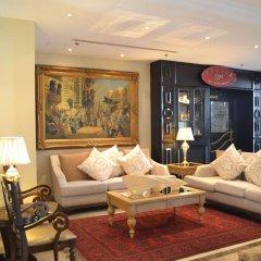 Sheraton Khalidiya Hotel комната для гостей фото 3