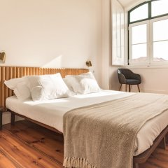 Апартаменты The Visionaire Apartments Лиссабон комната для гостей