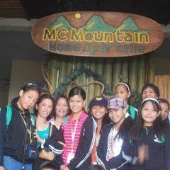 Отель MC Mountain Home Apartelle Филиппины, Тагайтай - отзывы, цены и фото номеров - забронировать отель MC Mountain Home Apartelle онлайн развлечения