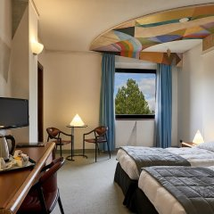 Отель Albornoz Palace Hotel Spoleto Италия, Сполето - отзывы, цены и фото номеров - забронировать отель Albornoz Palace Hotel Spoleto онлайн сейф в номере