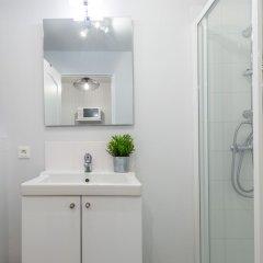 Апартаменты Apartment Ws Hôtel De Ville – Le Marais Париж ванная