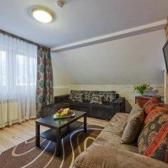 Отель Aparthotel Delta Garden Польша, Закопане - отзывы, цены и фото номеров - забронировать отель Aparthotel Delta Garden онлайн комната для гостей фото 5
