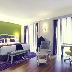 Отель Mercure Tbilisi Old Town комната для гостей фото 4