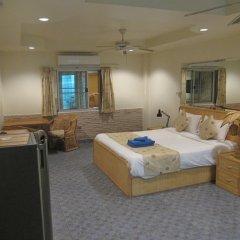 Отель Borussia Park комната для гостей фото 5
