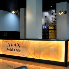 Grand Spa Hotel Avax развлечения