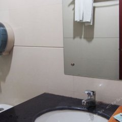 Отель Zhongshan Nanliang Inn ванная