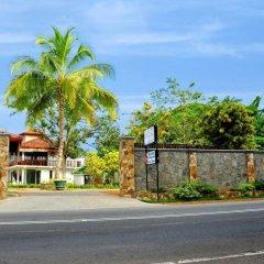 Отель Rockery Villa Шри-Ланка, Бентота - отзывы, цены и фото номеров - забронировать отель Rockery Villa онлайн парковка