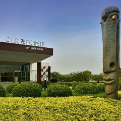 Отель Four Points by Sheraton New Delhi, Airport Highway фото 5