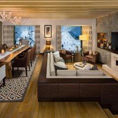 Отель Kempinski Mall Of The Emirates 5* Шале с различными типами кроватей фото 3