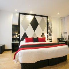 Отель LEMPIRE Париж комната для гостей фото 5