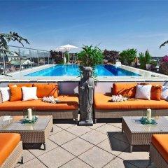 Отель Mandarin Oriental, Munich Германия, Мюнхен - 7 отзывов об отеле, цены и фото номеров - забронировать отель Mandarin Oriental, Munich онлайн бассейн