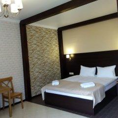 Гостиница Альпен Хаус (Геленджик) комната для гостей