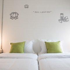Отель Bed & Body Bangkok комната для гостей фото 5