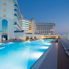 Отель Water Side Resort & Spa Сиде бассейн фото 3