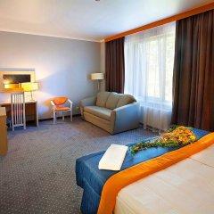 Гостиница Аэроотель Краснодар комната для гостей фото 2
