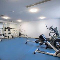 Отель Faros фитнесс-зал фото 4