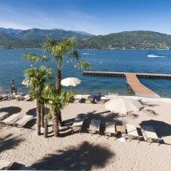 Отель Splendid Бавено пляж