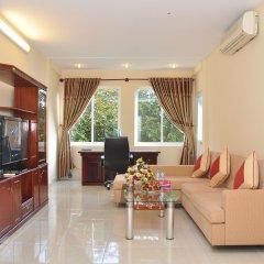 Отель Lam Son Deluxe Apartments Вьетнам, Вунгтау - отзывы, цены и фото номеров - забронировать отель Lam Son Deluxe Apartments онлайн комната для гостей