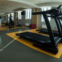 Отель Холидей Инн Уфа фитнесс-зал фото 2