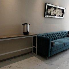 Апартаменты Capital's St Luxury Apartments Мехико комната для гостей фото 5