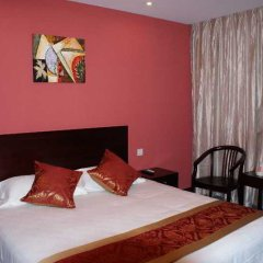 Good Dream Business Hotel (Shanghai Changning) комната для гостей фото 4