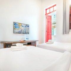Отель Ama Hostel Bangkok Таиланд, Бангкок - отзывы, цены и фото номеров - забронировать отель Ama Hostel Bangkok онлайн комната для гостей фото 4