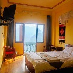 Sapa Sky Hotel комната для гостей фото 4
