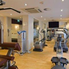 Отель Crowne Plaza Hannover фитнесс-зал фото 2