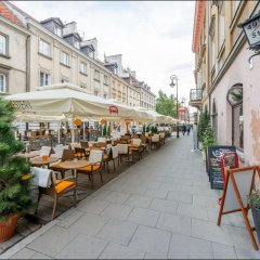 Апартаменты P&O Old Town Варшава помещение для мероприятий
