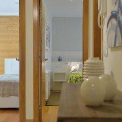 Отель Chalet Mar Isla de la Toja Испания, Эль-Грове - отзывы, цены и фото номеров - забронировать отель Chalet Mar Isla de la Toja онлайн комната для гостей фото 4