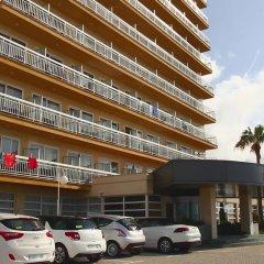 Отель Thb Sur Mallorca парковка