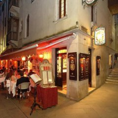 Отель Antica Locanda al Gambero гостиничный бар